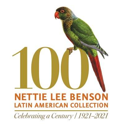 Nettie Lee Benson Latin American Collection logo