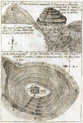 """""""Vista del Cerro Xochicalco"""""""