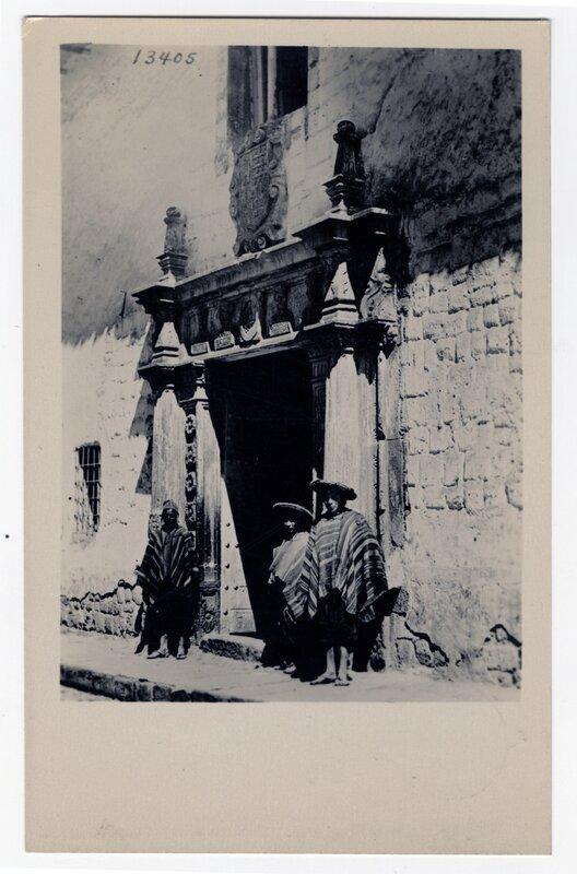 """""""An old Spanish doorway"""""""